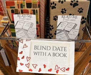 blind date, book lovers, and gifts image