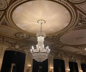 chandelier, grand hotel saltsjöbaden, and josefin lavold image