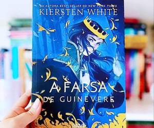 book, livros, and kiersten white image
