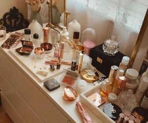 makeup, perfume, and style image