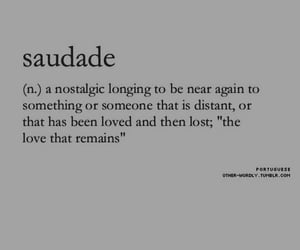 portuguese, quotes, and saudade image