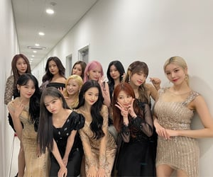 kpop, izone, and girlgroup image