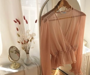 fashion, mirror, and clothes image