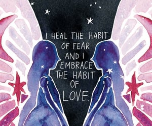 illustration, affirmations, and life image