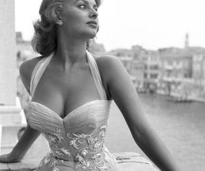 actress, celebrity, and sofia loren image