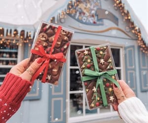 chocolate, christmas, and Christmas time image