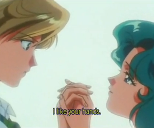 gay, sailor neptune, and harumichi image