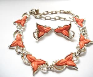 etsy, lucite jewelry, and statement jewelry image