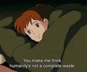 anime, quotes, and studio ghibli image