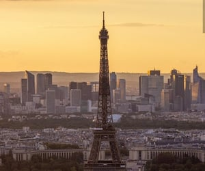 ciudad, francia, and lugares image