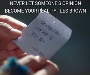 Korean Drama, quotes, and words image