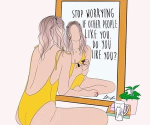 quotes, selflove, and selfcare image