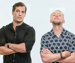 mission impossible, fallout, and Henry Cavill image