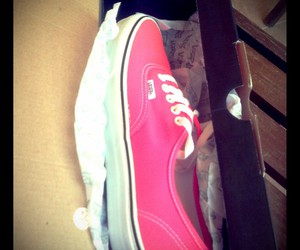 box, vans, and fluo image