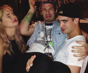 brendon urie, debby ryan, and jebby image