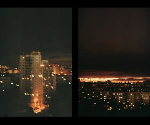 dark, photography, and city image