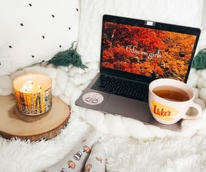 aesthetic, movies, and tea image