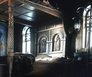bedroom, vintage, and harry potter image