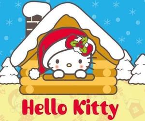 arbol, hello kitty, and sanrio image