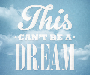 blue, Dream, and quotes image