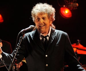 bob dylan, entertainment, and music image