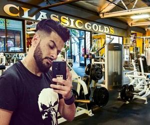 boy, gym, and madrid image