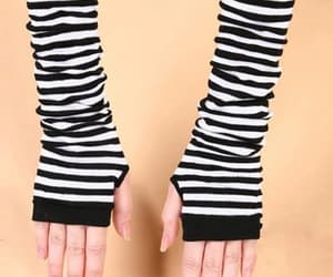fingerless, kawaii, and long image