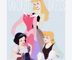 amis, aurora, and blanche neige image