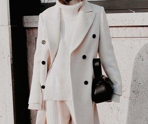 coat, coats, and fashion image