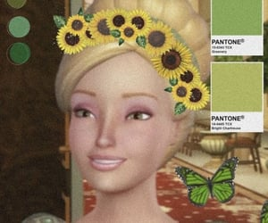 aesthetic, barbie movies, and 12 dancing princesses image