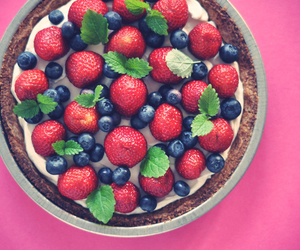blog, blueberry, and food image