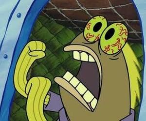 meme, spongebob, and memes image