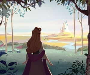 aurora, disney, and sleeping beauty image
