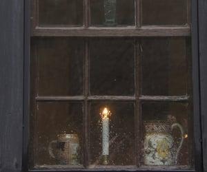 candle, dark, and grunge image