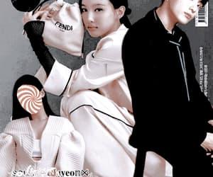gif, jungkook edit, and nayeon edit image