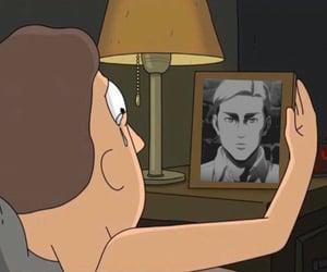 anime, jean, and naruto image
