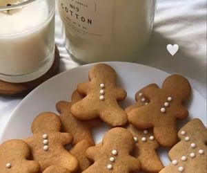 food, aesthetic, and christmas image