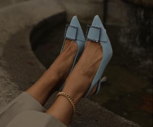 blogger, luxury, and anklet image