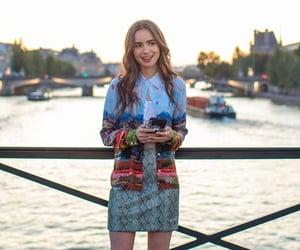 fashion, girl, and actress image