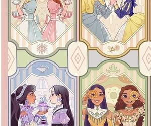 alice, jasmine, and anna image