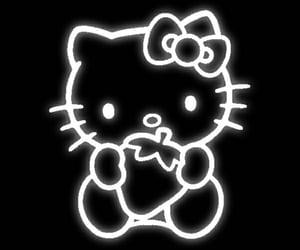 hello kitty, overlay, and edit image