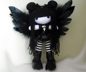 archive, tumblr, and goth image