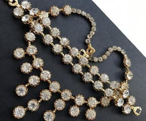 hollywood regency, anniversary gift, and vintage jewelry set image