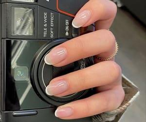 nails, camera, and nail art image