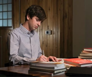 bates motel, freddie highmore, and the good doctor image
