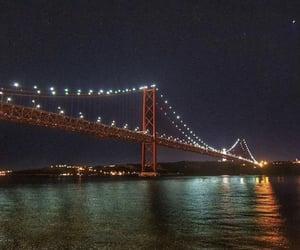 bridge, discover, and night image