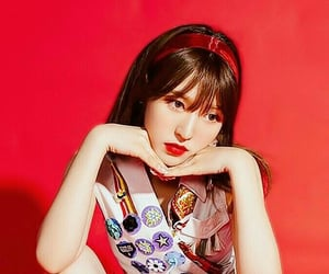 gg, red velvet, and cute image