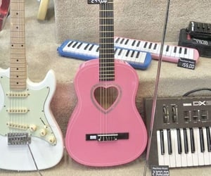 archive, guitar, and music image