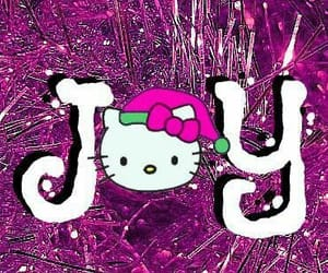 arbol, hello kitty, and verde image