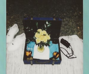 aesthetic, hippie, and instax image